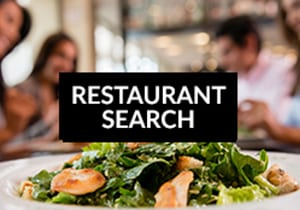 Restaurant search image