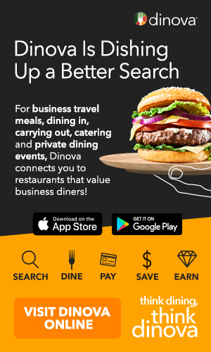 Dinova Better Search Image with Burger
