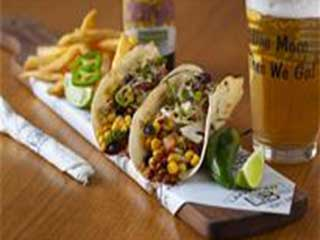 Tacos, Fries and Beer
