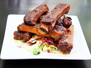 South Carolina Pork Ribs
