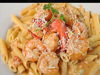Seafood from Hell Pasta