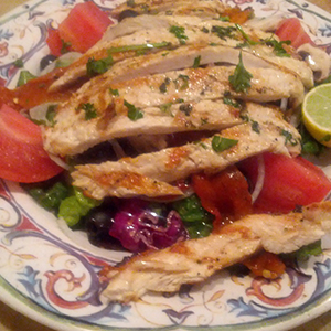 Italian Chicken Salad