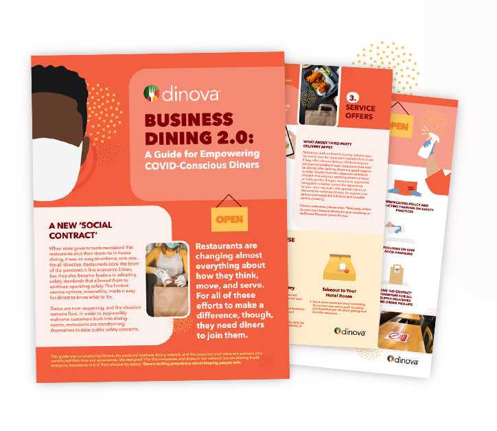 dining guide pages