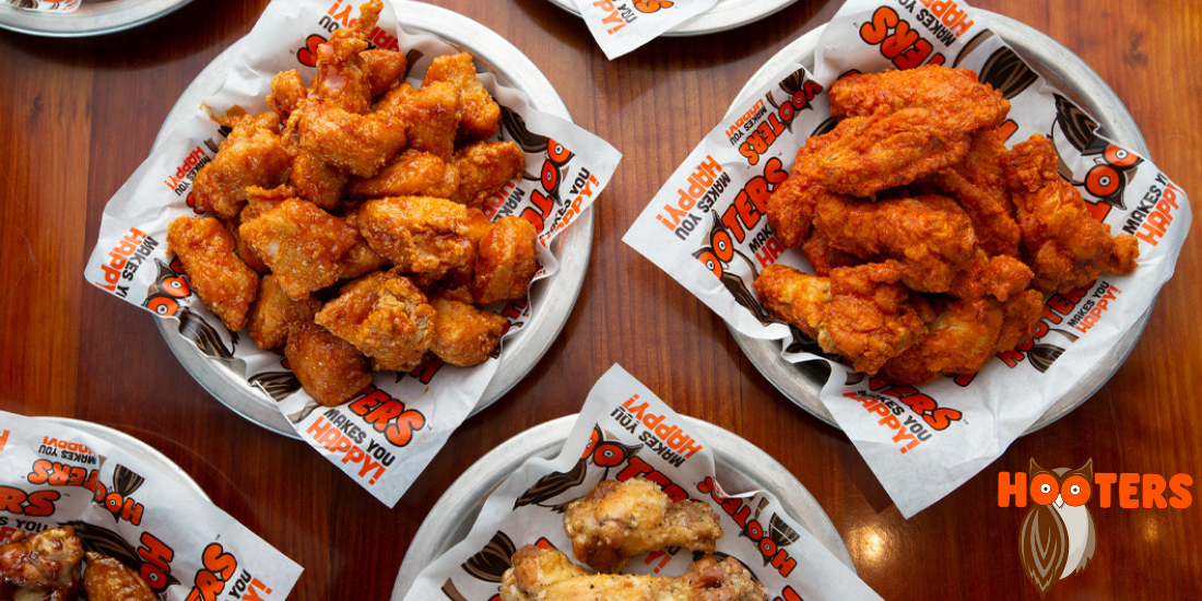 Blog hooters Header