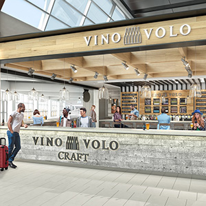Paradeis Lagardere's Vino Volo gives travelers a place to wine down