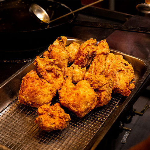 Charles Pan Fried Chicken